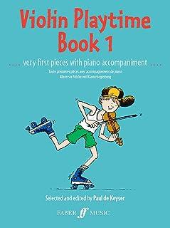 Violin Playtime Book 1