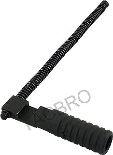 TACBRO Black Oversized Steel Handle for .22LR Ruger 10/22 10 22
