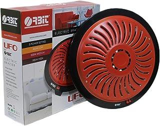 ORBIT Brasero electrico Calefactor radiador termostato 400W 500W 900W 2 resistencias