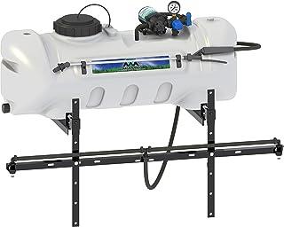Master Manufacturing SAO-11-015A-MM 15 Gallon ATV Broadcast & Spot Sprayer-Everflo 2.2 GPM, 7 Foot Coverage