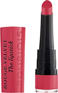 Bourjois Rouge Velvet The Lipstick, 04 Hip Hip Pink, 2.4g