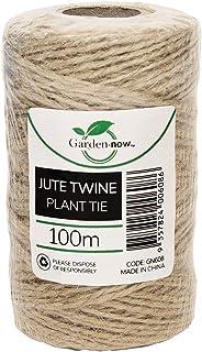 Garden Now Jute Twine Plant Tie, 100m