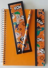 Phineas and Ferb Journal Diary Set