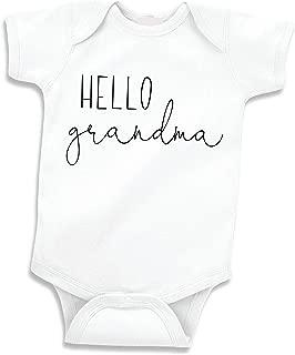 Hello Grandma See You Soon, Pregnancy Announcement Shirt