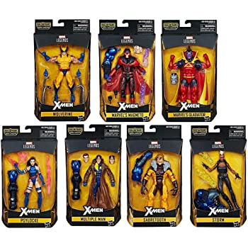 Marvel Legends GLADIATOR X-Men Wave 3 *NO Apocalypse BAF IN STOCK