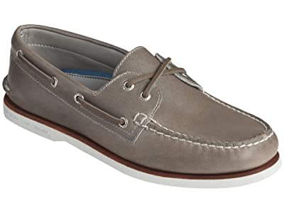Sperry Gold Cup A/O 2-Eye Orleans (Grey) Men