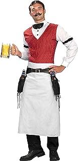 Men's Western Bartender Costume