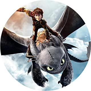 How to Train Your Dragon Edible Image Photo 8