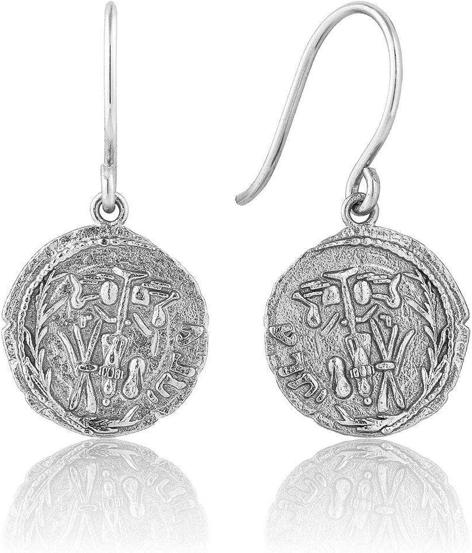 Ania Haie unisex Emblem Hook Silver Sterling Detroit Mall Earrrings