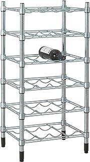 Ikea Scaffali Per Cantina.Amazon It Portabottiglie Ikea