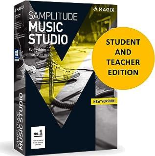 Magix Samplitude Music Studio 2017 for Students & Teachers