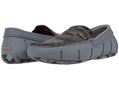 SWIMS Camo Knit Venetian Loafer