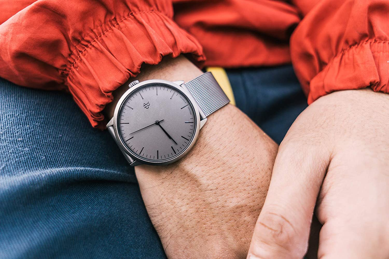 [シーエイチピーオー]CHPO 腕時計 ナンド ベトン グレー 14232RR