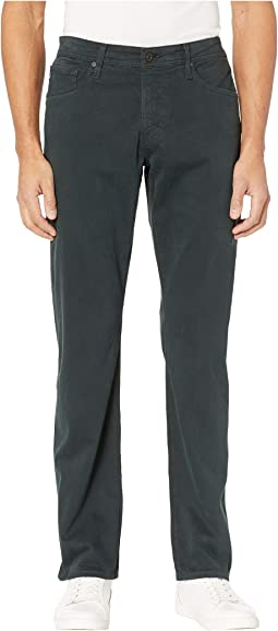 Graduate Tailored Leg Sud Pants in Dark Ivy
