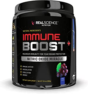 Sponsored Ad - Immune Boost Plus | Natural Immunity Formula, Boost Immune System Health and Wellness, More Powerful Than E...