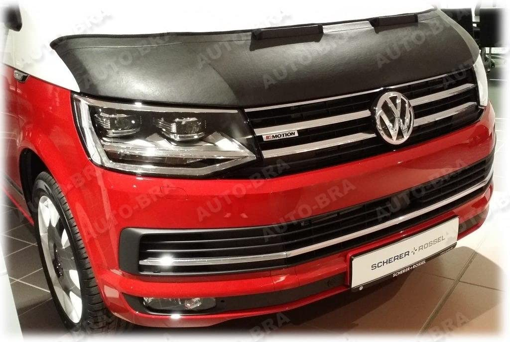 Max 42% OFF Hood Bra Front El Paso Mall End Nose Mask Volkswagen T6 with Compatible VW