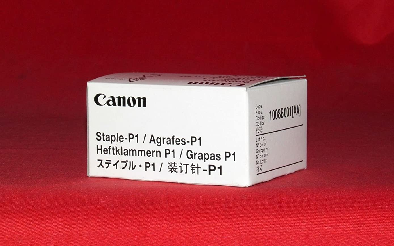 Canon P1 Staples for Canon Finisher D1, ImageRunner Advance 8085/8095/ 8105, Canon Saddle Finisher AB2/ V2