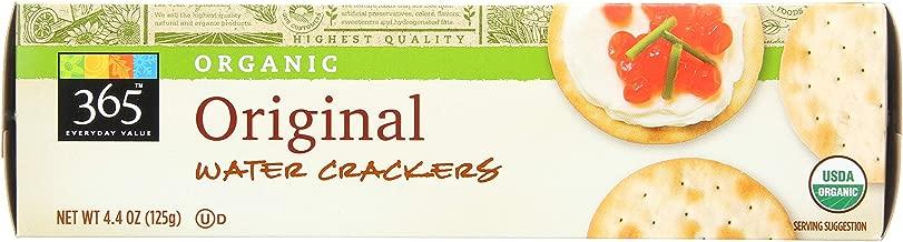 water crackers brands