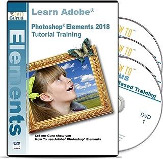 photoshop elements 2018 tutorials
