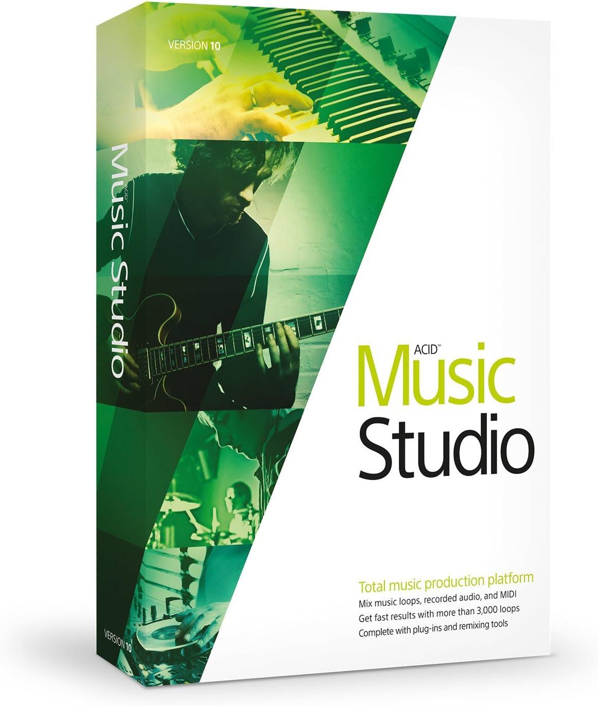 Buy Oem Sony Acid Music Studio 10