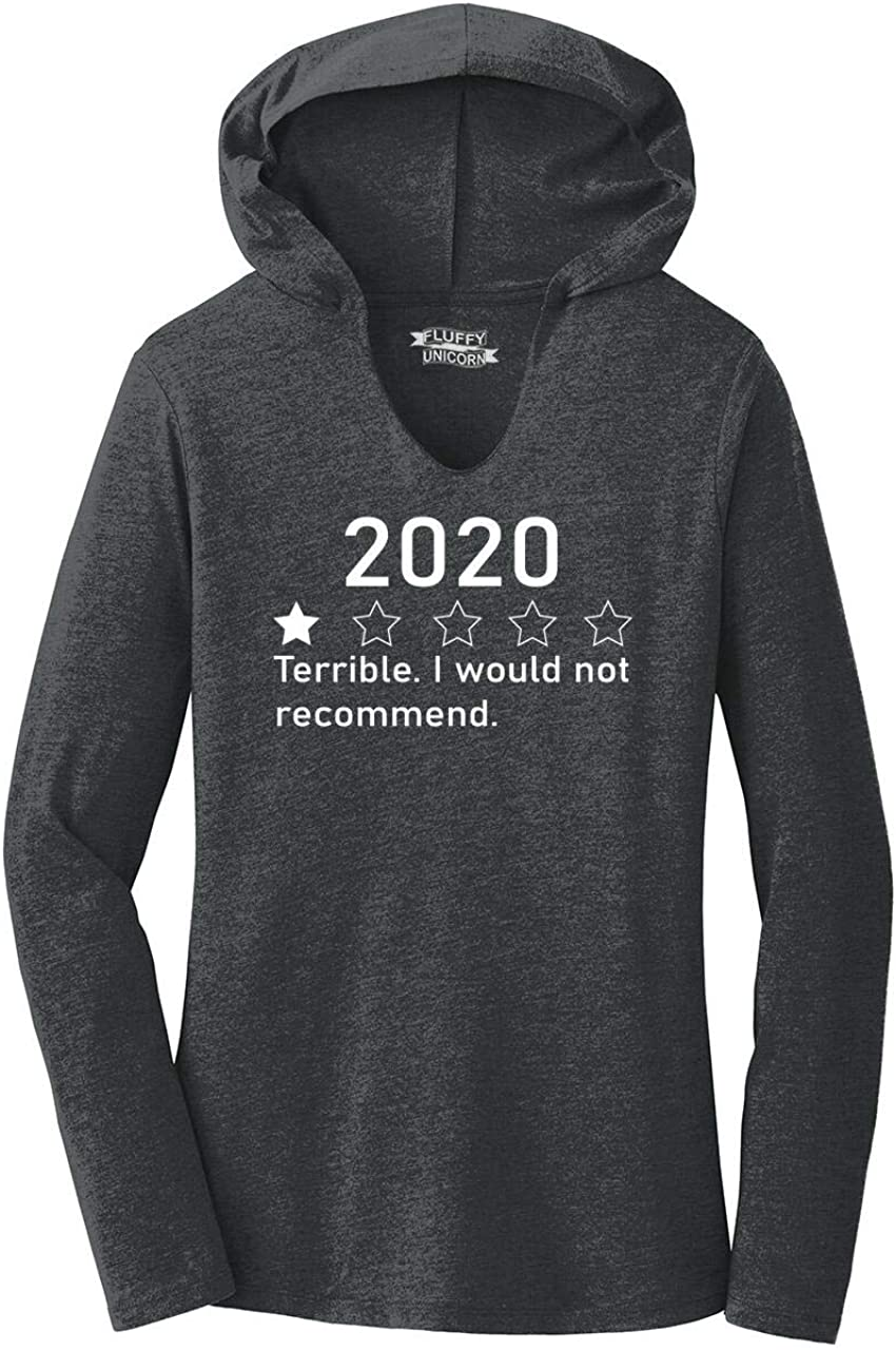 Comical Shirt Ladies 2020 Review Terrible. I Would Not Recommend
