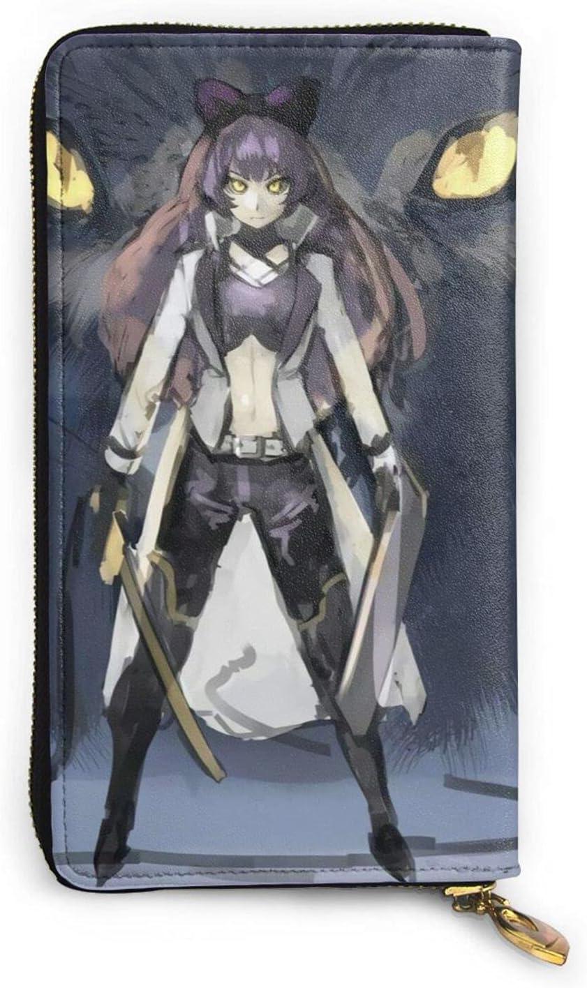 RWBY Blake Belladonna anime Classic Department store Leather Craft C Popular Card Regular discount