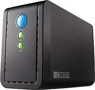 玄人志向 HDDケース3.5インチHDD2台搭載可能 USB3.0/2.0 GW3.5AX2-SU3/REV2.0