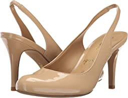 Nude Soft Patent Leather
