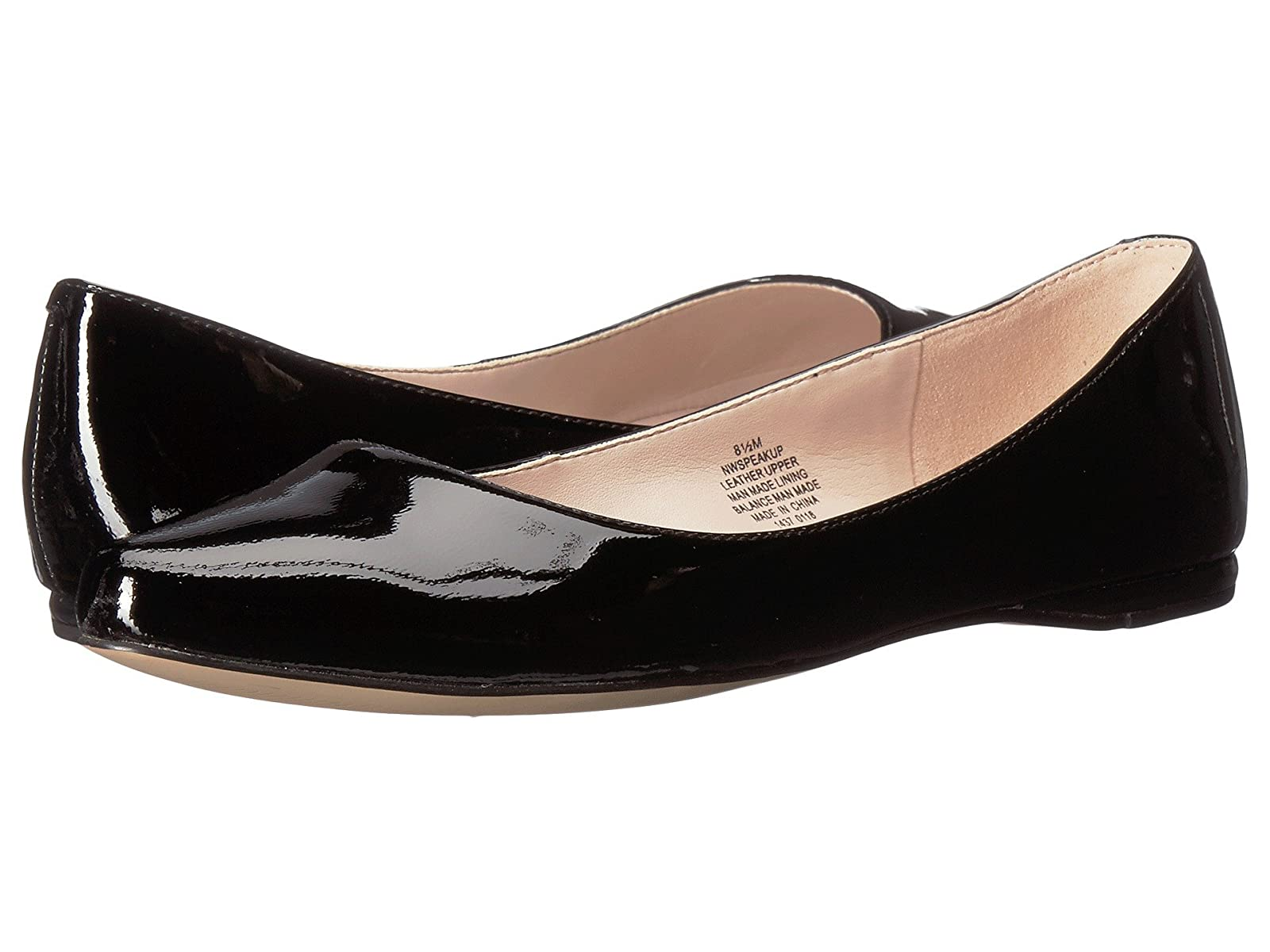 Nine West specifications SpeakUp Flat / Complete specifications West /Mr/Ms 0436a5