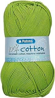 Patons 100% Cotton DK - Apple (2205)
