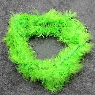 2M Feather Boa Strip Fluffy Craft Costume Fancy Dress Wedding Party Hen Night D