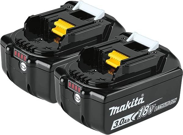 Makita Bl1830B 2 18V Lxt Lithium Ion 3 0Ah Battery