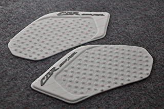 Decal Story White Gas Fuel Tank Decal Pad Anti Slip Traction Side Knee Grip Protector For Honda CBR 600 RR 2003-2006
