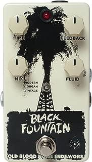 Old Blood Noise Endeavors VERSION 2 Black Fountain Delay Pedal V2