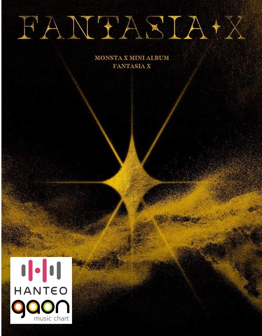 MONSTA X Mini Album Fantasia Benefits Super Special SALE held : Ranking TOP15 Poste Incl. Pre-Order