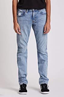 Men's Blake Slim Straight Zip Fly Denim