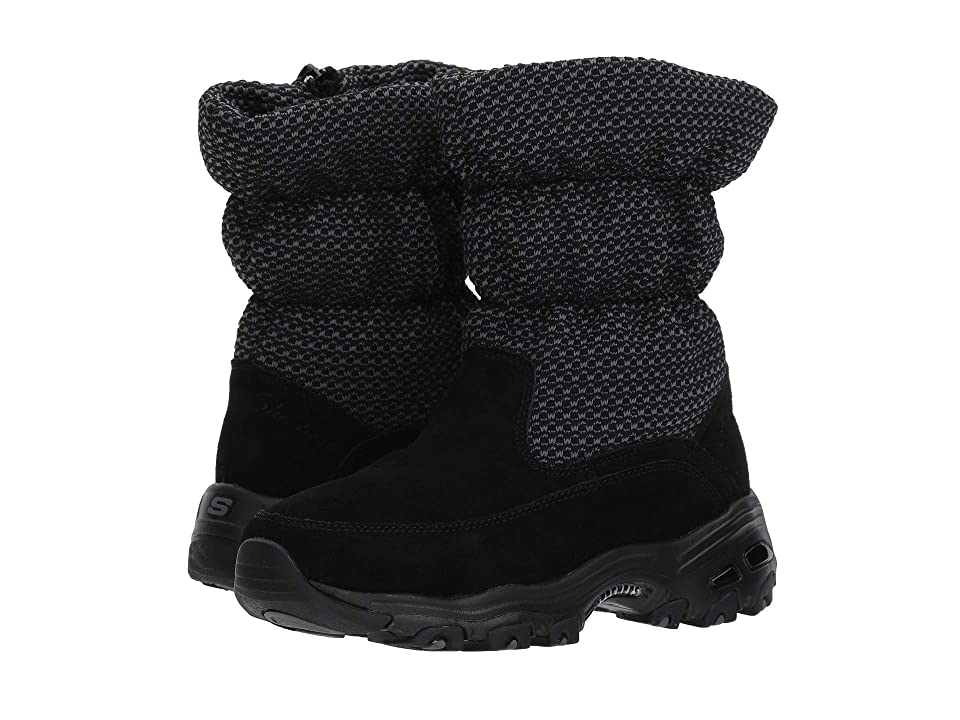 a5f2574c7607 SKECHERS D Lites Star Seeker (Black) Women s Boots