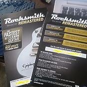 Rocksmith 2014 vs rocksmith 2014 remastered