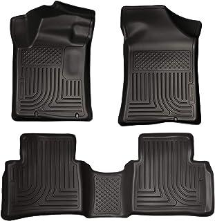Husky Liners Fits 2013 Nissan Altima 4 Door - Built before November 2012 Weatherbeater Front & 2nd Seat Floor Mats