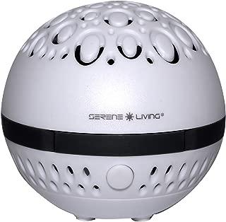 Greenair Serene Living Aromasphere Essential Oil Diffuser for Aromatherapy, 0.5 Pound