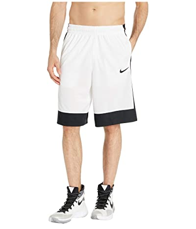 Nike Fastbreak Basketball Short (White/Black/Black) Men