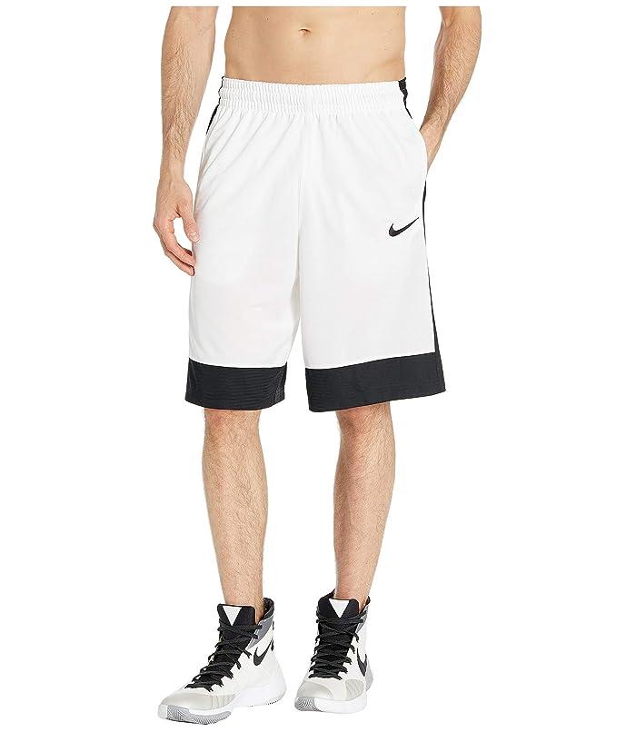 Nike Fastbreak Basketball Short (White/Black/Black) Men