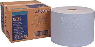 Tork 450304 Heavy-Duty Paper Wiper, Giant Roll, 1-Ply, 11.1