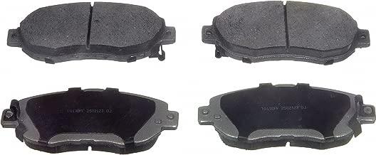 Wagner ThermoQuiet QC619 Ceramic Disc Pad Set, Front