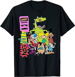 Throwback Retro Character T-Shirt