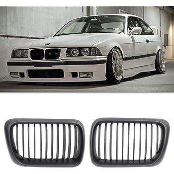 Gz.A E36 Xk Y UKNANY Grille pour BMW S/érie 3 E36 97-99 Noir mat