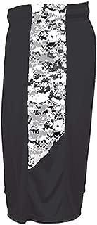 Badger Men's Inseam Fitted Digital Elastic Waist Short
