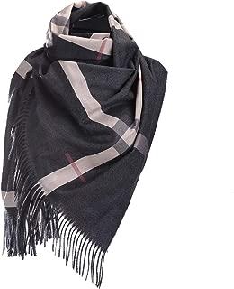 Best black plaid scarf Reviews