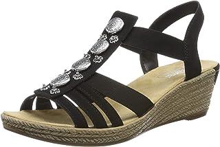 06421c441622 Amazon.fr : Rieker - Chaussures femme / Chaussures : Chaussures et Sacs