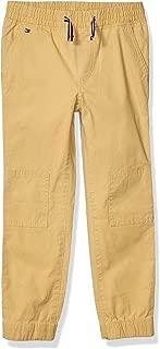 Tommy Hilfiger Boys' Adaptive Jogger Pants with Elastic Waist